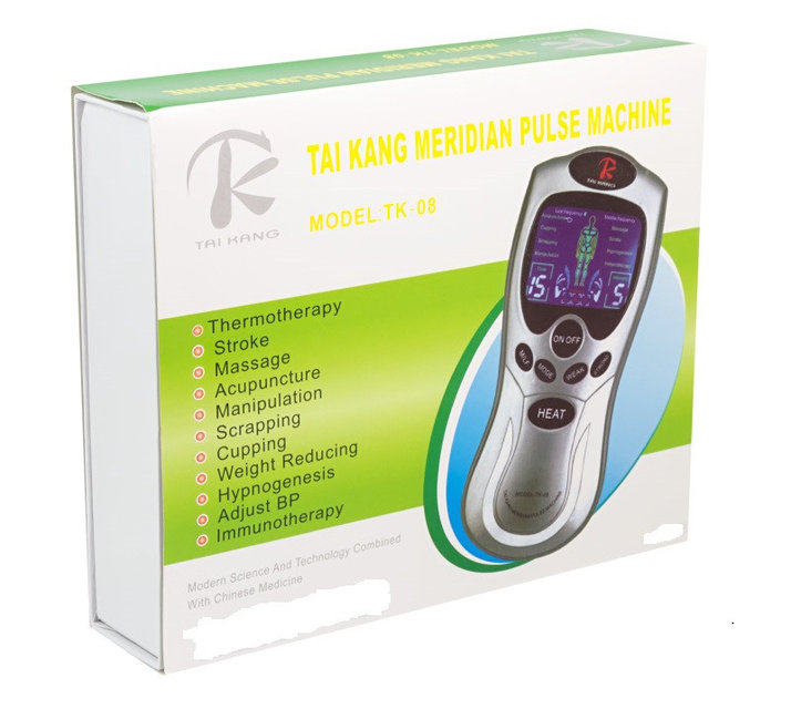 Миостимулятор Tai Kang Meredian Pulse Machine TK-08